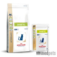 Royal Canin Diabetic Diet Katze