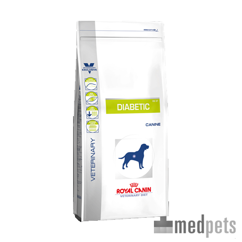 Produktbild von Royal Canin Diabetic Diet Hund