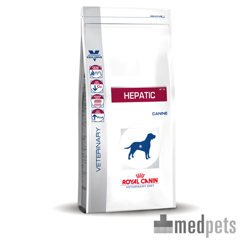 Produktbild von Royal Canin Hepatic Diet Hund