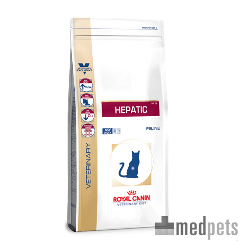 Product afbeelding van Royal Canin Hepatic Diet Kat