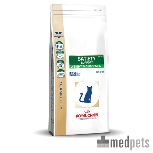 Produktbild von Royal Canin Satiety Weight Management Katze