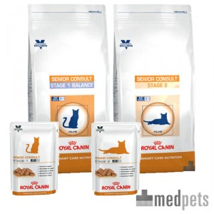 Produktbild von Royal Canin VCN - Senior Consult Cat