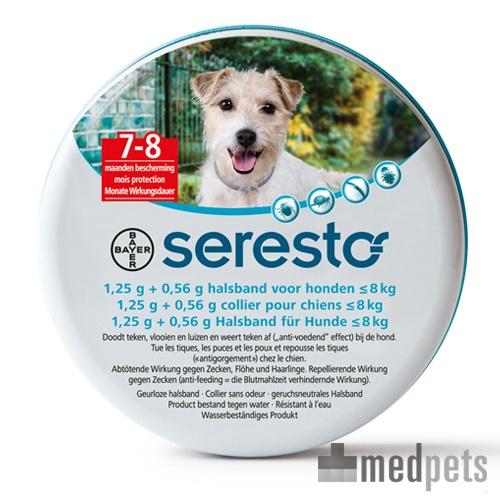 Produktbild von Seresto für Hunde