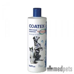 Produktbild von Vetplus Coatex Medicinale Shampoo (medizinisches Shampoo)