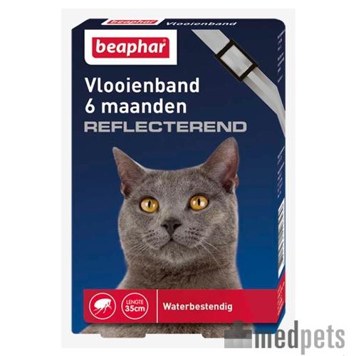Produktbild von Beaphar Flohband Katze - 6 Monate