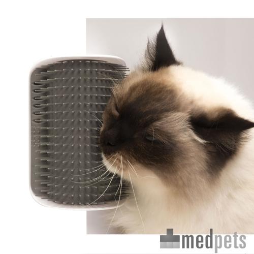 Produktbild von Catit Senses 2.0 Massage-Ecke mit Katzenminze