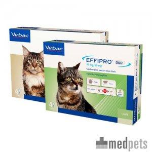 Produktbild von Effipro DUO Spot-on Katze