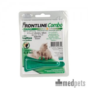 Product afbeelding van Frontline Combo Kitten