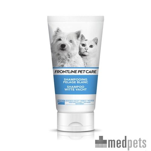 Product afbeelding van Frontline Pet Care Shampoo Witte Vacht