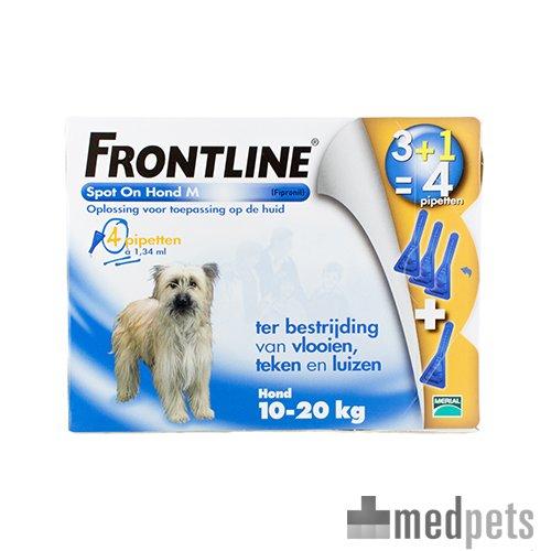 Produktbild von Frontline Spot On für Hunde