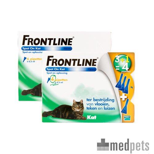 Produktbild von Frontline Spot On für Katzen
