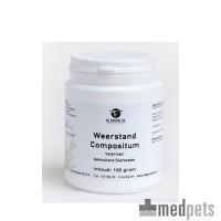 Groene Os Weerstand Compositum (Widerstand) Hund/Katze