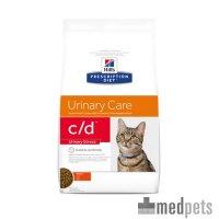 Hill's c/d Urinary Care - Urinary Stress - Prescription Diet - Feline