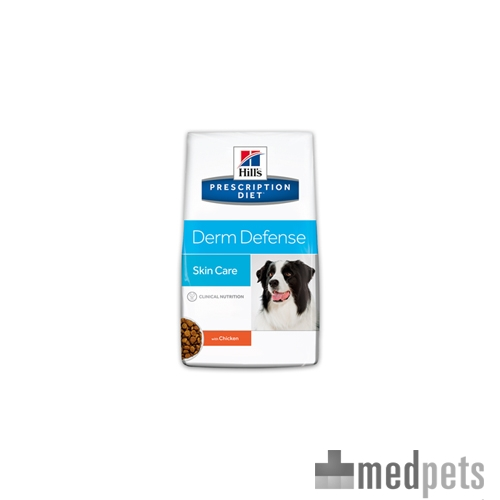 Product afbeelding van Hill's Derm Defense - Prescription Diet - Canine