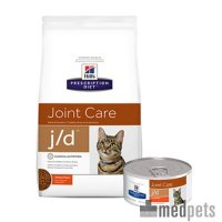Hill's j/d Joint Care -Prescription Diet - Feline