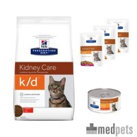 Hill's k/d - Kidney Care - Prescription Diet - Feline