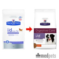 Hill's i/d Low Fat - Digestive Care - Prescription Diet - Canine