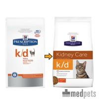 Hill's k/d Kidney Care - Prescription Diet - Feline