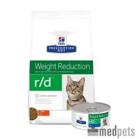 Hill's r/d - Weight Reduction - Prescription Diet - Feline