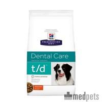 Hill's t/d Dental Health - Prescription Diet - Canine