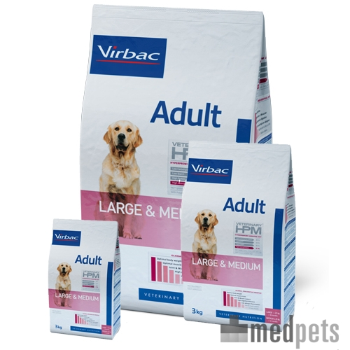 Product afbeelding van HPM Veterinary - Large & Medium - Adult Dog