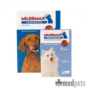 Product afbeelding van Milbemax Kauwtabletten