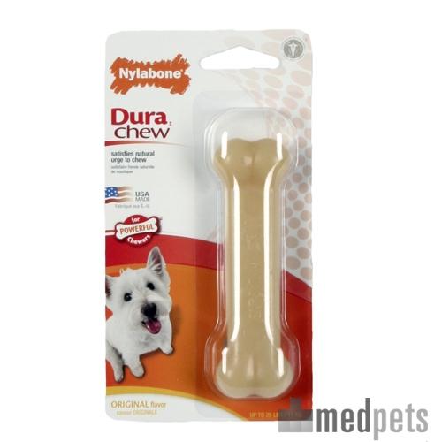 Product afbeelding van Nylabone Durable Bone Original Hondenkluif