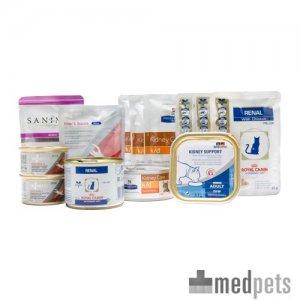 Produktbild von Probierpaket 'Nierendiät' für Katzen