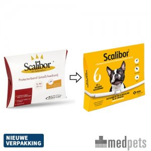 Product afbeelding van Scalibor Protectorband