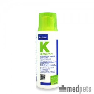 Product afbeelding van Sebolitic SIS Shampoo