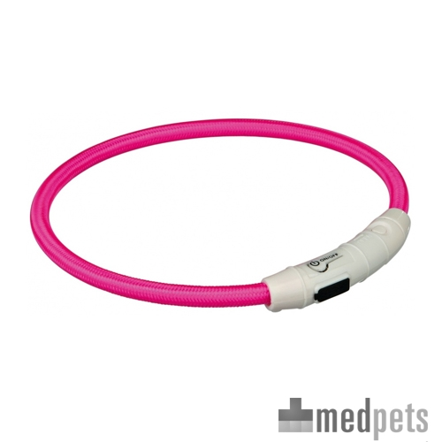 Product afbeelding van Trixie USB Flash Light Ring