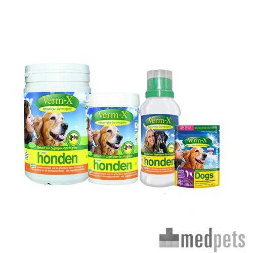 Product afbeelding van Verm-X voor Honden