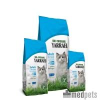 Yarrah - Trockenfutter Fisch für Katzen Bio