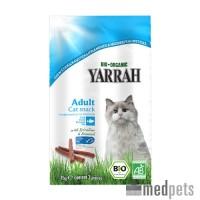 Yarrah - Kaustick mit Fisch Für Die Katze Bio