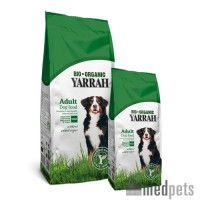 Yarrah - Trockenfutter Vegetarisch/Vegan Bio