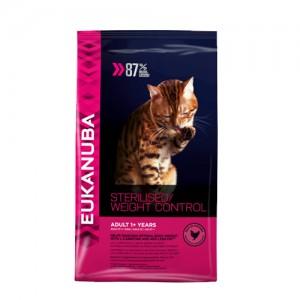 Eukanuba Cat Sterilised - Weight Control - 3kg