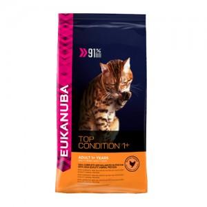 Eukanuba Cat Top Condition 1+ - 2kg