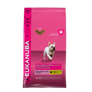 Eukanuba Dog Weight Control Small 3 kg