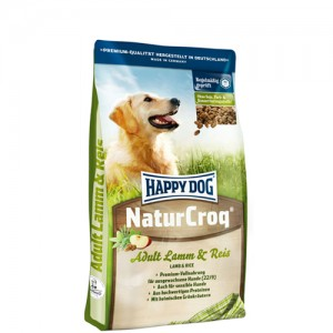 Happy Dog NaturCroq Lamm & Reis - 1kg