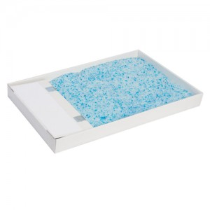 Scoopfree vervangingslade met blue crystal kattenb