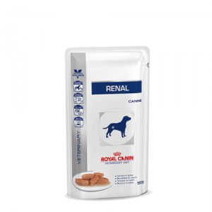 Royal Canin Renal Hund Frischebeutel 10 x 150 g