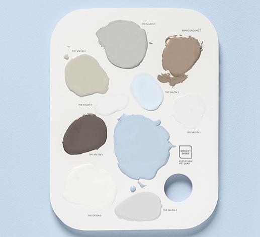 Flexa - Salon kleurenpalet