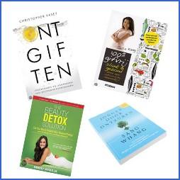 Boeken over ontzuren, ontslakken, gezond eten