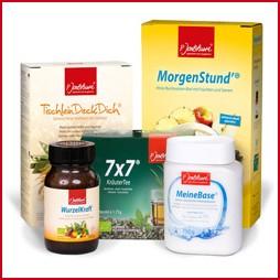 P Jentschura - Producten voor ontzuren van het lichaam kopen
