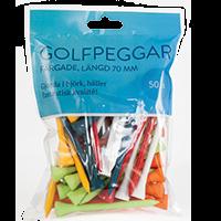 Golfpeggar 50st