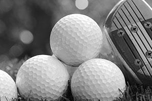 Golfbollens historia