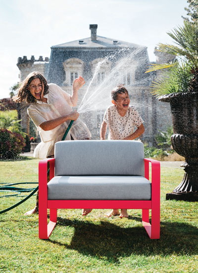 Fermob: Happy garden furniture