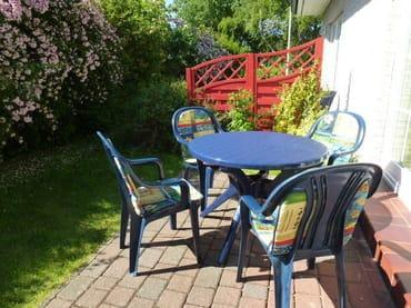 Terrassen-Sitzplatz