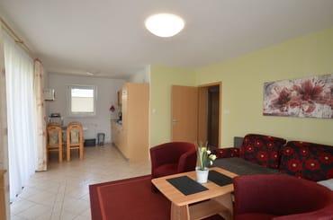 Wohnung Nr 2 WZ
