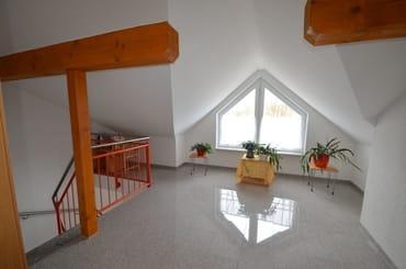 Treppenflur der Wohnung